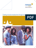 Creating inclusive employment