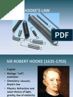 Hookes Law
