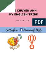 Tài liệu Blog Chuyên Anh