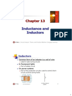 BE Ch13 Inductance & Inductors