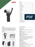 Handheld Printer Manual