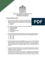 Ejercicios 3 - Estimación Por Intervalo