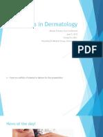 Cases in Dermatology