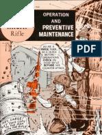M16a1 Comic Book Maintenance Manual