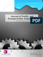 FIEDLER Journal of Traffic and Transport