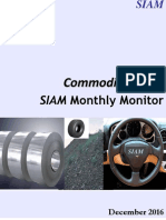 12.SIAM Commodity Prices - Monthly Monitor_DEC 2016