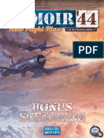 New Flight Plan Bonus Scenarios