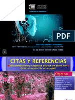 Citas y Referencias - Estilo Apa 2019 (1)