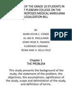 Medical Marijuana Powerpoint