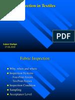 Textile Inspection