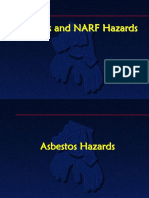 Bab 06 Asbestos & NARF Hazards.ppt