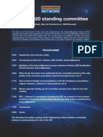 h2020 Standing Committee, 28.05.2015