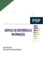 Serviço de Referência e Informação