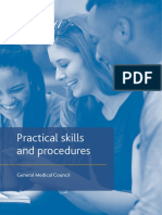 Practical Skills and Procedures a4 PDF 78058950