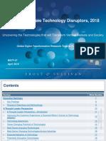 Global Tech Disruptors