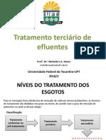 Aula 12. Tratamento terciário de efluentes.pdf