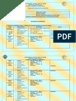 Planificación Tutoría Académica