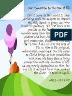 Nuestra conexión con el árbol de la vida/ Our connection with the tree of life