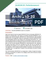 Alphorm Fiche Formation ArchiCAD 20 Perfectionnement