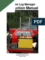 Marine Log Manager Instruction Manual