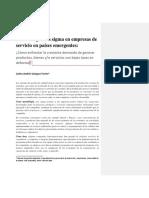 Procter and Gamble Mejoramiento Del Valo