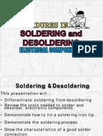 Soldering Procedures