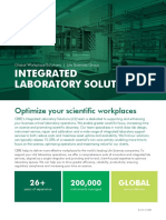 Integrated Laboratory Solutions v 6