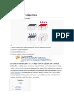Dye Penetrant Inspection