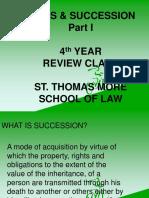 Succession Review