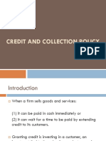 Ch5-Credit and Collection Policy