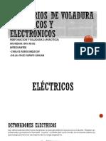 Accesorios de Voladura Electricos y Electronicos