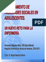 Entrenamiento Habilidades Sociales Adolescentes