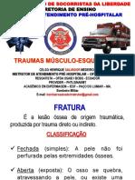 03 - Trauma Em Ossos - 2017