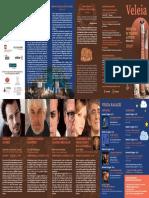 Veleia Brochure 2018