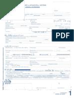319482848 Formulario Afiliacion Arl Sura PDF