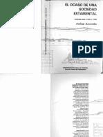 ARCONDO A. 1992. El ocaso de una sociedad estamental.pdf