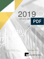 2019 Um Ano Decisivo XP Investimentos