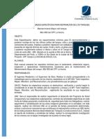 ESTRATEGIA Y ACTIVIDADES ESPECÍFICAS PARA REPARACION DE LOS TANQUES TYC