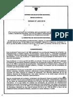1. Resolucion 005944 Del 7 de Junio 2019 Postulacion de Predios