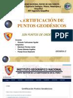 Certificación de Puntos Geodésicos_final