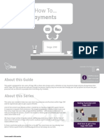 Sage 200 Processing Payments 2015