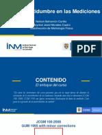 Incertidumbre en Las Mediciones.