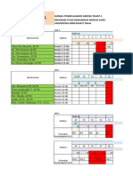 Jadwal Daring Matematika