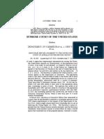 Department of Commerce v. New York (18-966)