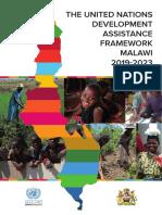 2019-2023-Malawi-UNDAF-19th-Sept-2018