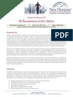 ITIL® Foundations v3 2011 Edition