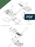 Service Parts Epson L655