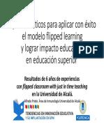 Aula Invertida Alfredo Prieto Ie17 Presentacion