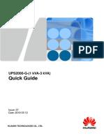 UPS2000-G-(1 KVA-3 KVA) Quick Guide 07