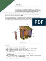 Bike Shed Plans - 1°Part.pdf